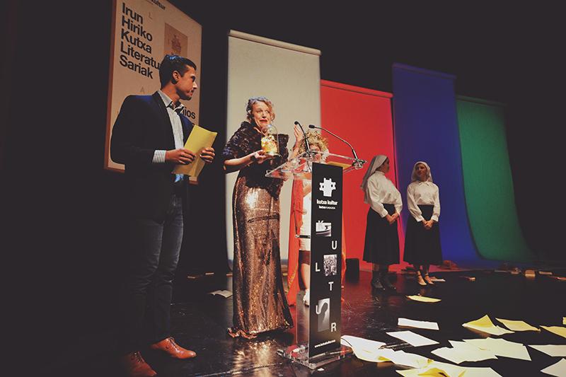 Gapa Premios Kutxa Literatura