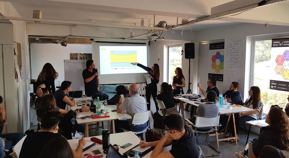 international lighting workshop